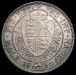 London Coins : A167 : Lot 807 : Halfcrown 1894 ESC 728, Bull 2780, Davies 665 dies 2B, UNC and with a lustrous 'satiny' ap...
