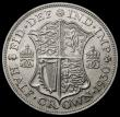 London Coins : A167 : Lot 817 : Halfcrown 1930 ESC 779, Bull 3739 EF and rare thus, a key date and rare in high grade