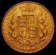 London Coins : A167 : Lot 992 : Sovereign 1842 Open 2 in date, S.3852, unlisted as a separate variety by Marsh, Fine/Good Fine and r...