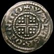 London Coins : A168 : Lot 1112 : Penny Henry II Short Cross, moneyer Walter, Lincoln Mint Class 1b S.1344 Good Fine and bold