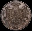 London Coins : A168 : Lot 1142 : Crown 1831 WW incuse on truncation Plain edge Proof, ESC 271, Bull 2462, die axis inverted, 27.34 gr...