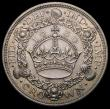 London Coins : A168 : Lot 1161 : Crown 1930 ESC 370, Bull 3638 GVF/NEF with a few very small spots