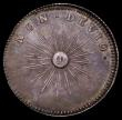 London Coins : A168 : Lot 1195 : Farthing Pattern or Medalet William III in silver undated, Montagu 22 Obverse bust right GVLIELMVS. ...