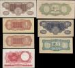 London Coins : A168 : Lot 128 : China, Japanese WW2 Occupation and Malaya & British Borneo (7) in various grades good Fine-VF to...