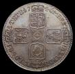 London Coins : A168 : Lot 1508 : Sixpence 1746 Proof with 46 over lower 46 LCGS variety 04, as ESC 1619, Bull 1759 UNC in an LCGS hol...