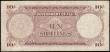 London Coins : A168 : Lot 155 : Fiji Government 10 Shillings Pick 52d dated 1st September 1964 signatures Ritchie, Griffiths & C...