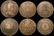 London Coins : A168 : Lot 1907 : Portugal (5) 100 Reis 1878 NEF/GVF toned, 40 Reis 1822 Fine, 40 Reis 1830 Near Fine/Fine, 10 Reis 17...