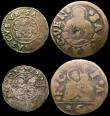 London Coins : A168 : Lot 2038 : Italian States - Venice (4) Soldino undated (1612-1615) Marcantonio Memmo KM#39 some weak areas othe...