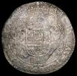 London Coins : A168 : Lot 2091 : Spanish Netherlands Ducaton 1640 KM#72.1 mintmark Hand, Antwerp mint, appears Good Fine/GVF on a por...
