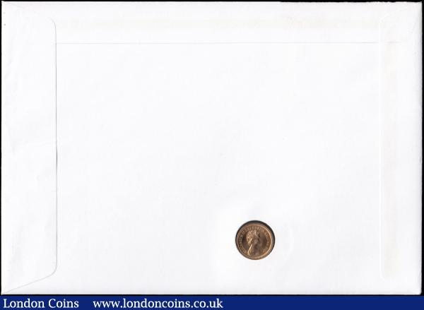 Sovereign 1982 BU in The Princess Diana 21st Birthday Commemorative Coin Cover : English Cased : Auction 168 : Lot 514