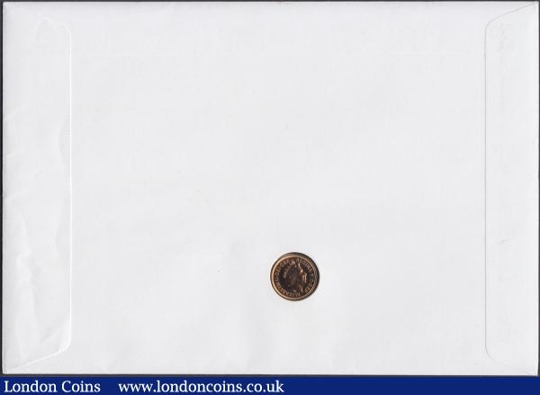 Sovereign 2005 BU in the Trooping of the Colour First Day Cover : English Cased : Auction 168 : Lot 525