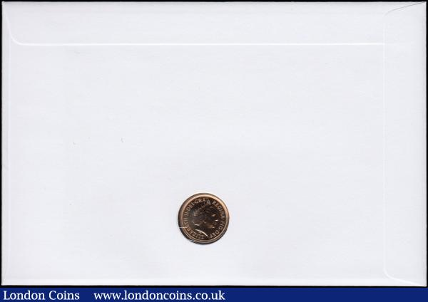 Sovereign 2007 Unc on Westminster's Princess Diana First Day Cover : English Cased : Auction 168 : Lot 528