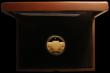 London Coins : A168 : Lot 724 : The Royal Engagement Gold Commemorative Medal 2017 Prince Harry and Ms Meghan Markle, One Ounce of 2...