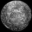 London Coins : A168 : Lot 855 : Spanish Netherlands - Brabant Ducaton 1635 Antwerp Mint KM#56.1 Fine with some pitting