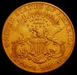 London Coins : A168 : Lot 890 : USA Twenty Dollars Gold 1901S Breen 7338 GVF