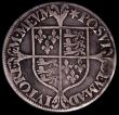 London Coins : A169 : Lot 1236 : Shilling Elizabeth I Milled issue, small size (under 30mm diameter) S.2592, North 2023 mintmark Star...