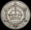London Coins : A169 : Lot 1326 : Crown 1932 ESC 372, Bull 3641 in an LCGS holder and graded LCGS 82, a well struck example and very s...