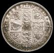 London Coins : A169 : Lot 1463 : Florin 1849 ESC 802, Bull 2815 GVF with some contact marks