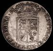 London Coins : A169 : Lot 1545 : Halfcrown 1689 First Shield, Caul only frosted, with pearls ESC 505, Bull831 Fine or better with som...
