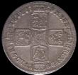 London Coins : A169 : Lot 1723 : Shilling 1758 ESC 1213, Bull 1735, in an LCGS holder and graded LCGS 70