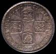 London Coins : A169 : Lot 1724 : Shilling 1763 Northumberland ESC 1214, Bull 2124 a most attractive example, the obverse with a subtl...