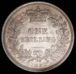London Coins : A169 : Lot 1741 : Shilling 1852 ESC 1299, Bull 3001, a most attractive example displaying much original mint lustre wi...