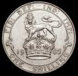 London Coins : A169 : Lot 1770 : Shilling 1905 ESC 1414, Bull 3591 VF/VF the reverse better, the obverse with some contact marks, Ver...