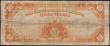 London Coins : A169 : Lot 287 : USA Treasury 10 Dollars Gold Certificate Pick 274 (FR. 1173) gold seal series of 1922 signatures Spe...