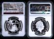 London Coins : A169 : Lot 398 : Britannia Silver Two Pounds a 2-coin set 2019 comprising Silver Proof in an NGC holder and graded PF...