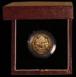 London Coins : A169 : Lot 608 : Sovereign 1989 500th Anniversary of the First Gold Sovereign FDC in the box of issue with certificat...