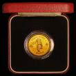 London Coins : A169 : Lot 782 : Hong Kong $1000 1986 Year of the Tiger UNC in the red box of issue with certificate