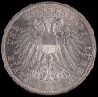 London Coins : A169 : Lot 922 : German States - Lubeck 3 Marks 1912A KM#215 UNC with practically full lustre, in a PCGS holder and g...