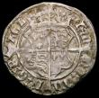 London Coins : A169 : Lot 988 : Ireland Groat Henry VIII Harp reverse with h and R S.6475 , 2.65 grammes, nVF/VF and evenly struck a...