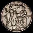 London Coins : A169 : Lot 997 : Italy 20 Lire 1928R Year VI KM#69 VF