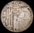 London Coins : A169 : Lot 998 : Italy 20 Lire 1928R Year VI, Tenth Anniversary of the End of World War I, KM#70 GVF/NEF with speckle...