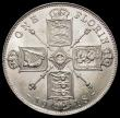London Coins : A170 : Lot 1584 : Florin 1918 ESC 937, Bull 3763, Davies 1741, UNC with practically full mint lustre an extremely eye-...