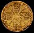 London Coins : A170 : Lot 1605 : Guinea 1726 S.3633 in an NGC holder -XF details - Scratched, George I Guineas are desirable in all g...