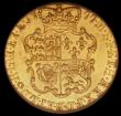 London Coins : A170 : Lot 1609 : Guinea 1777 S.3728 EF and lustrous in an LCGS holder and graded LCGS 65, the joint finest known of 1...
