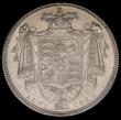 London Coins : A170 : Lot 1765 : Halfcrown 1831 Plain Edge Proof, WW in block, ESC 657, Bull 2473, Davies 320, dies 1A, obverse with ...