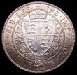 London Coins : A170 : Lot 1820 : Halfcrown 1898 ESC 732, Bull 2784 UNC with choice original old tone, excellent surfaces, in an LCGS ...