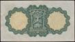 London Coins : A170 : Lot 184 : Ireland (Republic) Currency Commission Lady Lavery 1 Pound 'War Code' Letter P in brown Pi...
