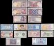 London Coins : A170 : Lot 224 : Middle East & Central Asia (16) an alluring selection of mostly high grade notes about UNC - UNC...