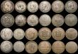 London Coins : A170 : Lot 2578 : A retired dealers ex-retail stock (24) World 19th and 20th Century with 17 in silver, includes Mexic...
