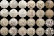 London Coins : A170 : Lot 2579 : A retired dealers ex-retail stock (24) World 20th Century all but three are crown-sized, all but one...