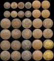 London Coins : A170 : Lot 2583 : A retired dealers ex-retail stock (35) World 18th to 20th Century the majority are Palestine, Norway...
