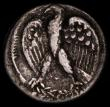 London Coins : A170 : Lot 456 : Tetradrachm Otho (69AD) Antioch - Syria Prieur 101, RPC 4199 Obverse: Laureate head right AYTOKPATWP...