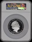 London Coins : A170 : Lot 696 : Ten Pounds 2019 200th Anniversary of the Birth of Queen Victoria 5oz. Silver Proof. S.M16, Reverse: ...
