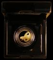 London Coins : A170 : Lot 720 : Twenty-Five Pounds 2020 James Bond - 007 - the 25th James Bond film Quarter Ounce Gold Proof, the re...