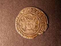 London Coins : A122 : Lot 1236 : Halfgroat Henry VI Pinecone-Mascle issue 1431-32, London mint. S.1876. Very fine, slightly c...