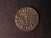 London Coins : A122 : Lot 1284 : Penny Henry III S.1361 Class 2 moneyer Nicole on London NVF with light surface pitting